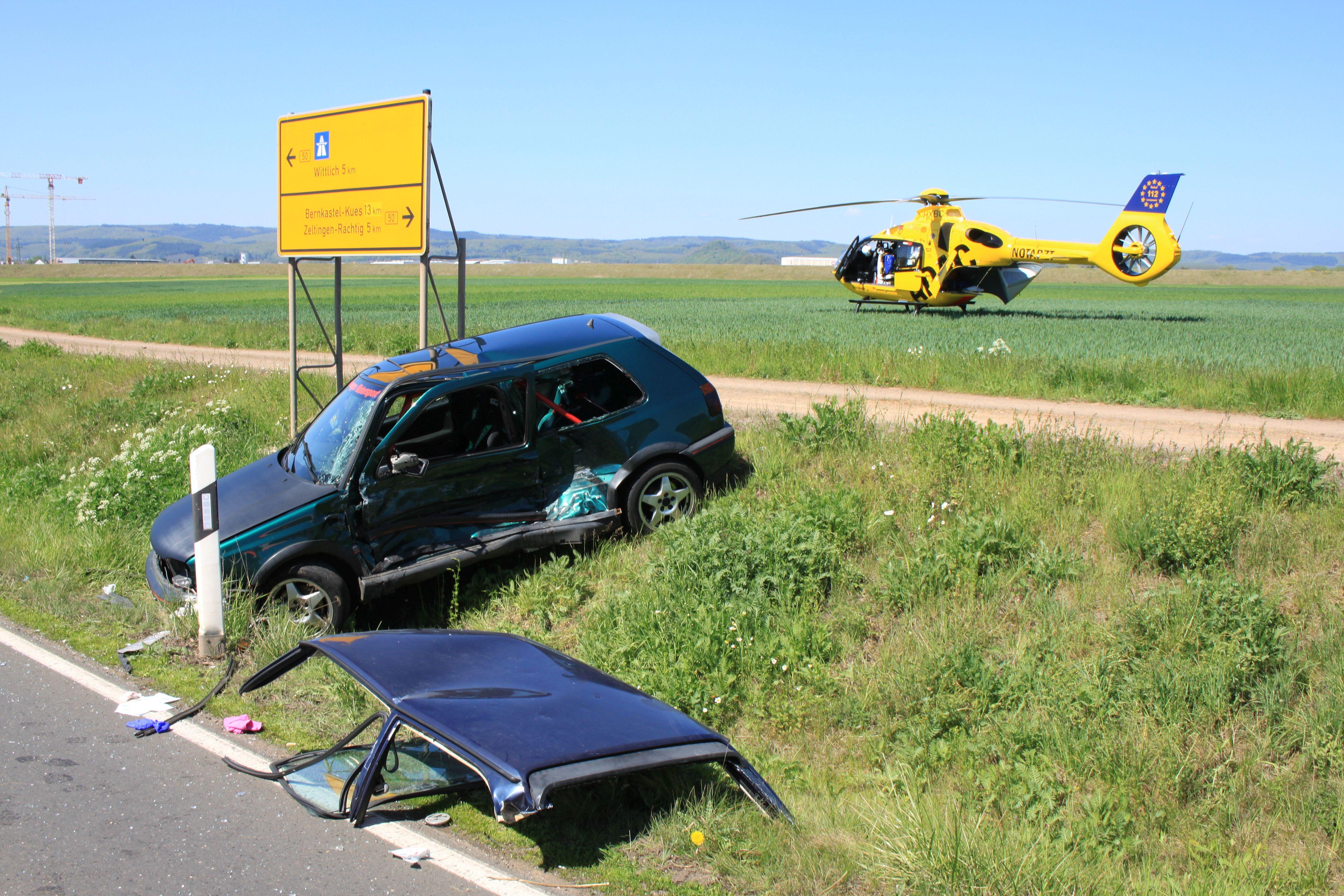 Unfall Platten