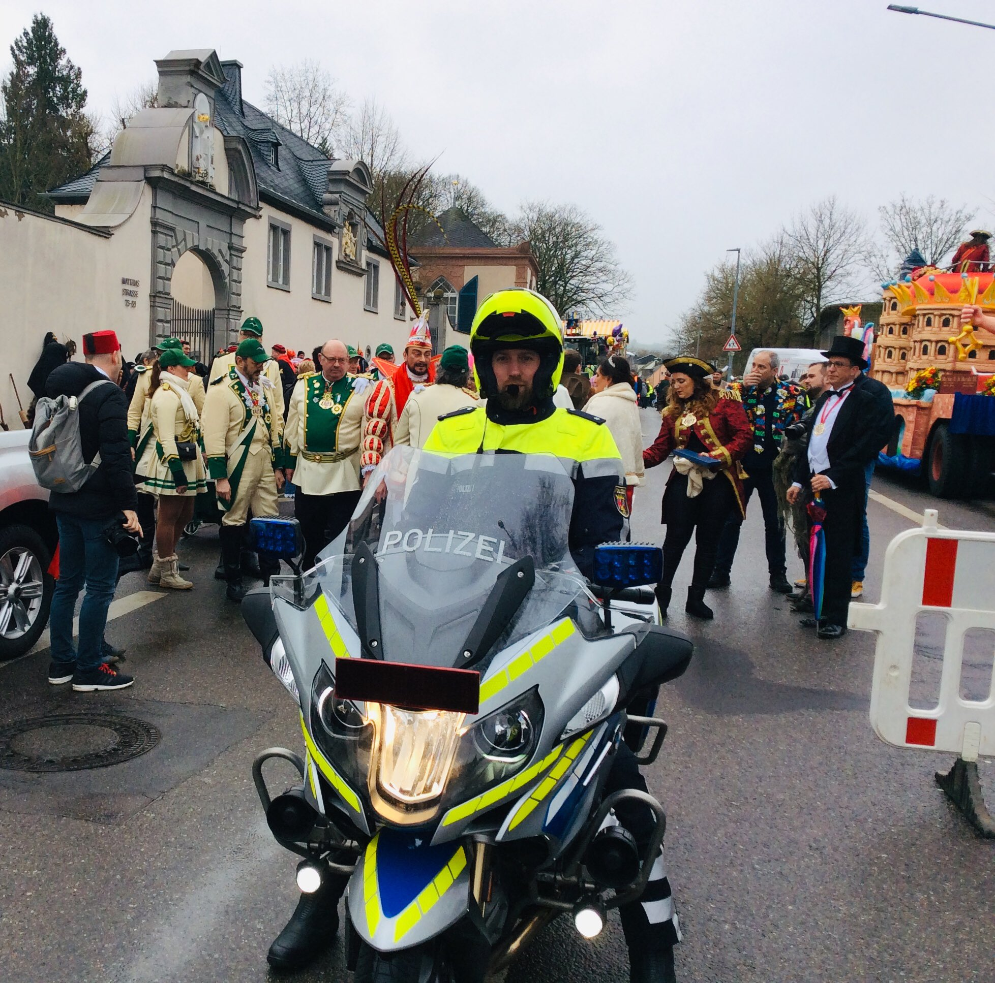 Twitter Polizei Trier