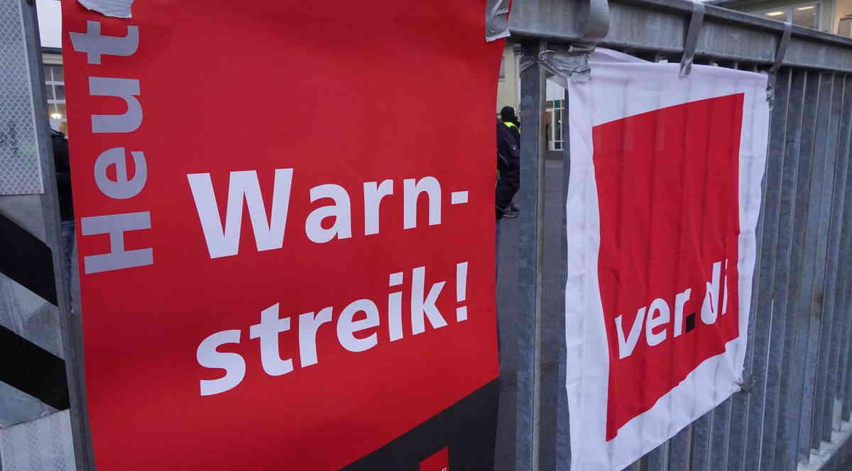 Db Streik Ende